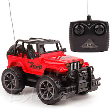 1:24 Drift Speed Radio Remote control RC Jeep Off-road vehicle Car kids Toy Gift