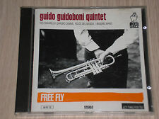 GUIDO GUIDOBONI QUINTET - FREE FLY - CD COME NUOVO (MINT)