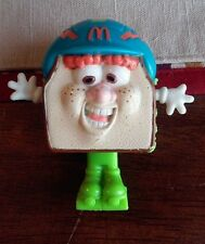 McDonalds HAPPY MEAL OTIS Transfoming  Robots FOOD FUNDAMENTAL Sandwich