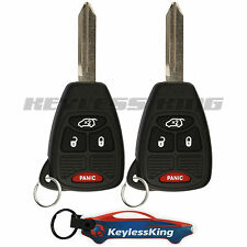 2 Replacement for Chrysler 200 - 2011 2012 2013 2014 4b Remote