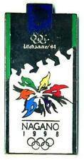 SPORT-Pins: OLYMPISCHE SPIELE / OLYMPIC GAMES NAGANO 1998 (2)