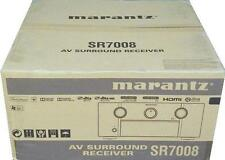 New Marantz SR7008 9.2-Channel 1080P 4K Ultra HD Home Theater Receiver AirPlay