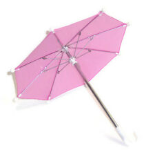 "Pink Umbrella made for 18"" American Girl Doll Clothes Accessories"