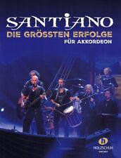 Santiano Die größten Erfolge Songbook Noten für Akkordeon