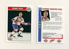 1993-94 Zellers Masters of Hockey Bobby Hull