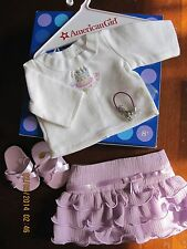 American Girl Birthday Girl Outfit American Girl Today RETIRED New in Box NIB