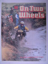 On Two Wheels -  Motorcycle Magazine Volume 4 - Issue No.52 - **FREE POSTAGE**
