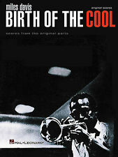 Learn to Play Trumpet Miles Davis Birth Of The Cool Sheet Music Book