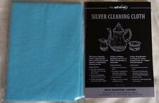 LARGE SILVER CLEANING CLOTH - REMOVES TARNISH FROM SILVER, SILVERPLATE & GOLD