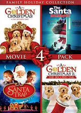Family Holiday Collection Movie 4 Pack ( DVD