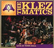 Klezmatics, The-Live At Town Hall CD NEW