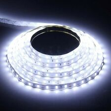 5630 5m 500cm Cool White 300 LED SMD 16.4FT Flexible Strip Lights Lamp DC 12V