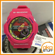 Casio Mens G SHOCK Analog-Digital Sport Quartz Watch GA-310-4A Authentic