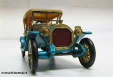 MATCHBOX by Lesney Thomas Flyabout 1909 türkis metallic