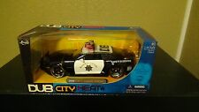 JADA DUB CITY HEAT 1/24TH SCALE 2006 CHEVY CAMARO CONCEPT, SEALED
