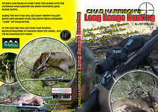 Long range hunting Australia DVD deer shooting taxidermy sambar FREE POST