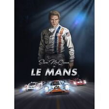 STEVE MCQUEEN IN LE MANS (ENGLISH EDITION) - LIVRE NEUF