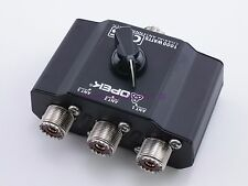 3 Position Coax Antenna Switch 1KW PEP HF - 500 MHz - Sold by W5SWL Ham Store
