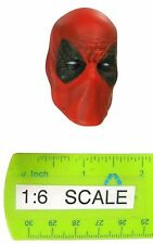 Sideshow Marvel Comics Deadpool Regular Head 1:6th Scale Accessory