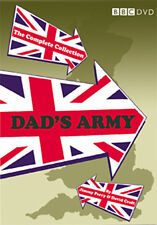 DADS ARMY COMPLETE BOX SET - DVD - REGION 2 UK