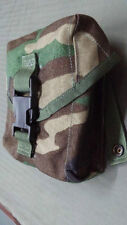 100 round utility pouch, woodland, Brand New  , GENUINE U.S. MILITARY ISSUE!!!!
