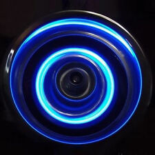 1/10 RC Car Drift LED WHEEL LIGHTS BLUE L.E.D Rotors Lights + BATTERIES INCLUDED