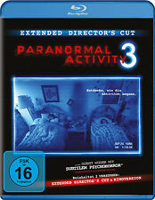 Blu-ray * PARANORMAL ACTIVITY 3 - EXTENDED [DIRECTOR'S CUT] # NEU OVP