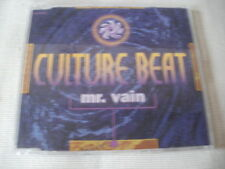 CULTURE BEAT - MR VAIN - CLASSIC DANCE CD SINGLE