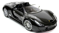 R/C 1/14 Radio Control Car  PORSCHE 918 SPYDER  Black    RC CAR