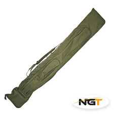 NEW NGT 3+3 CARP ROD & REEL HOLDALL FOR MADE UP RODS TACKLE BAG COARSE FISHING