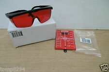 STANLEY LASER GLASSES 1 77 171 & TARGET CARD FOR LASER LEVELS 1 77 170