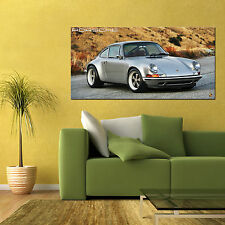 1970 PORSCHE 911 CLASSIC SPORTS CAR LARGE AUTOMOTIVE HD POSTER 24x48in