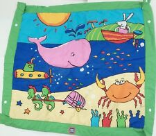Tiny Love Play Mat Green Blue Baby Gymini Activity Playmat replacement Toy