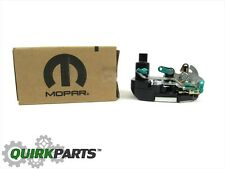 1997-2001 JEEP CHEROKEE LEFT SIDE REAR DOOR LATCH WITH POWER LOCKS OEM MOPAR