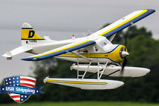 59in Dynam de Havilland Canada DHC-2 Beaver EPO RC Airplane (Water&Land Takeoff)