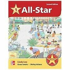 All Star Level 1 Student Book with Workout CD-ROM and Workbook Pack by Linda...