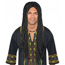 Dreadlocks Rasta Wig Costume Accessory Adult Halloween