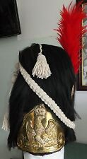 French Napoleonic Imperial Guards Bearskin