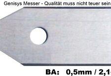 30 Messer für Husqvarna Automower + 30 Schrauben  *Top Qualität* Typ B-A