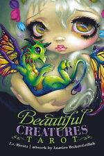 Beautiful Creatures Tarot by J.R.Coronel Rivera, Jasmine Becket-Griffith...