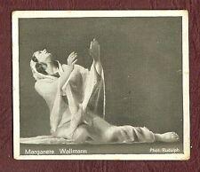 Margarete Wallmann Der künstlerische Tanz Nr. 87 ca. 1932