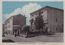 # CASTIGLIONE IN TEVERINA: VIA ORVIETANA (2)