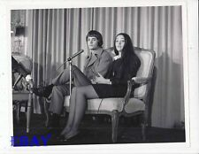 Olivia Hussey Leonard Whiting VINTAGE Photo Roeo And Juliet publicity