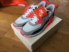Nike Air Max 90 Infrared OG Patch Nikelab Size 10.5 V SP DS Nike Lab