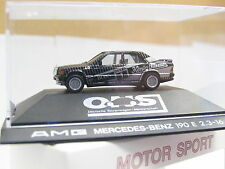 Herpa 3511 MB 190 E  AMG 2.3 - 16 DTM OVP (y9030)