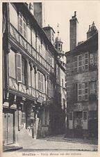 MOULINS vieille maison rue des orfèvres