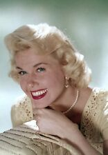 Famous Movie Film Star Doris Day  Print   Poster