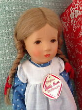 Kathe Kruse Katrin Stoffpuppe Doll MIB A Beautiful Doll