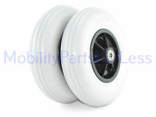 Pair of 200 x 50 Casters - For Jazzy 1103, 1121 & more Jazzy/Jet Powerchairs