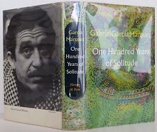 GABRIEL GARCIA-MARQUEZ One Hundred Years of Solitude FIRST EDITION